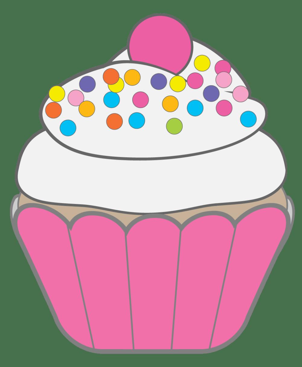 medium resolution of cupcake clip art