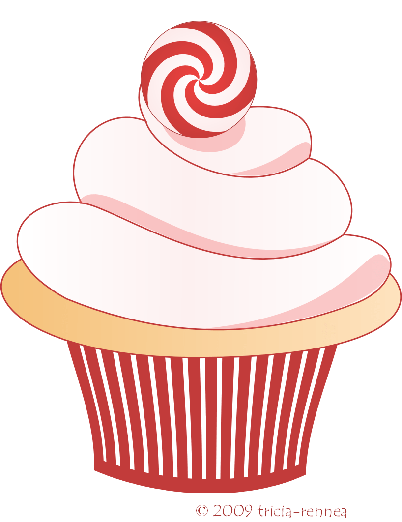 hight resolution of cupcake clipart