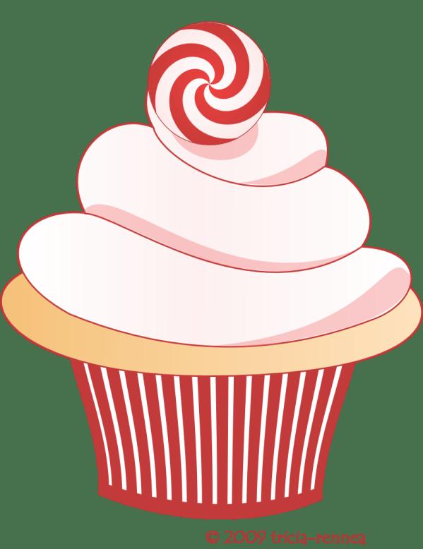 cupcake clipart free