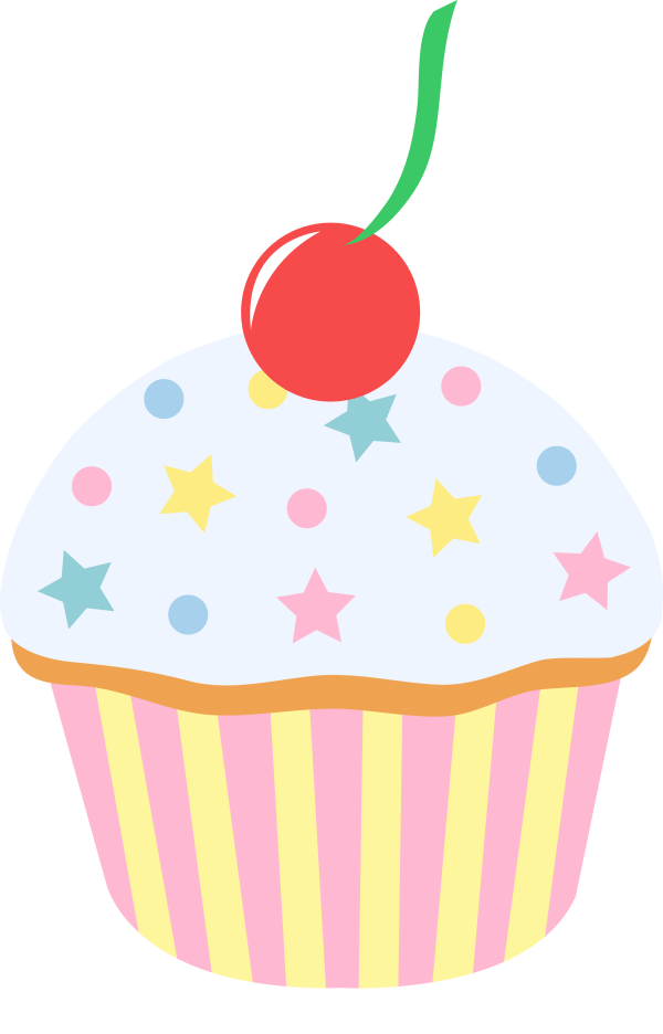 cupcake clipart free