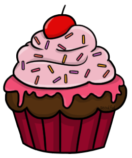 cupcakes border clipart panda