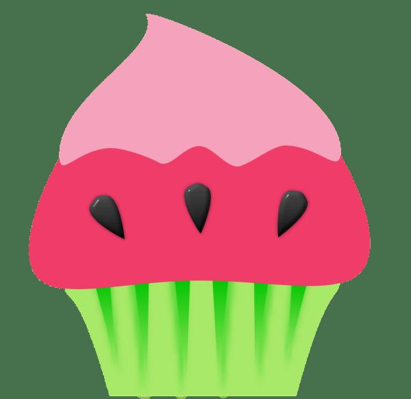 cute cupcake clip art clipart