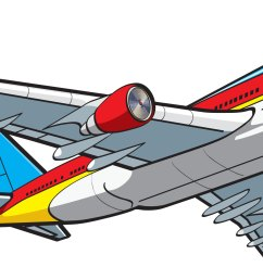 cute airplane clipart [ 3072 x 1151 Pixel ]