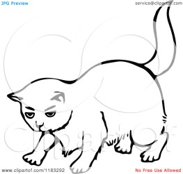 cat clip dog clipart kitten cute illustration royalty clipartpanda vector prawny bw presentations websites reports powerpoint projects these terms fish