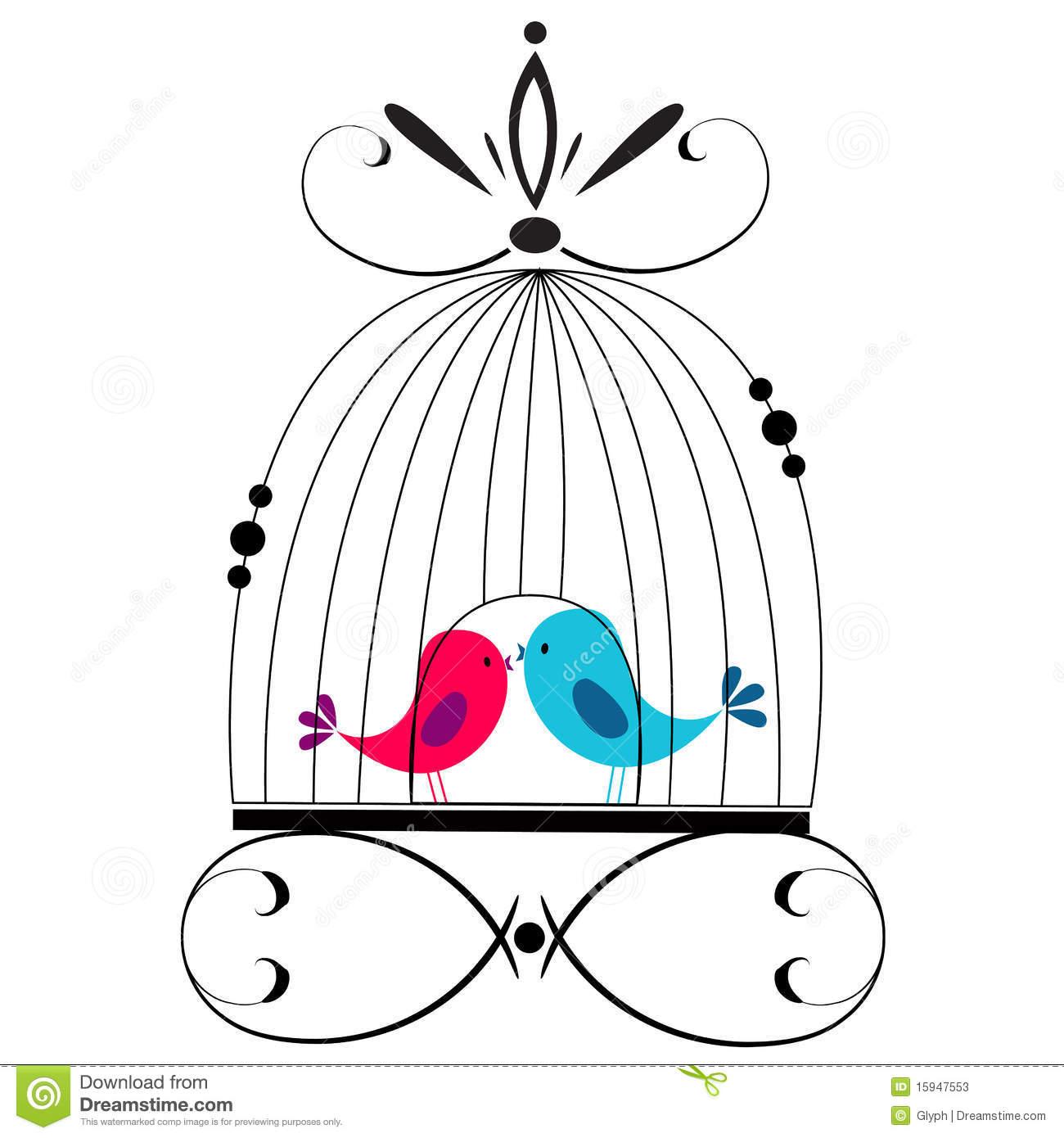 Cute Love Bird Clipart