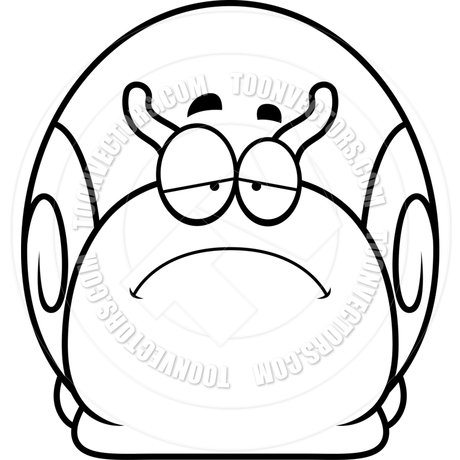 hight resolution of cute snail clip art