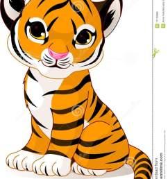 cute tiger face clip art [ 969 x 1300 Pixel ]