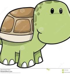 cute turtle clip art [ 1300 x 1193 Pixel ]