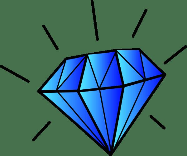 diamond clip art borders clipart