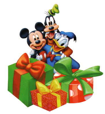 disney goofy christmas clipart