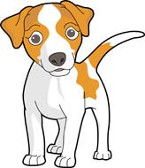 dog clip art free clipart