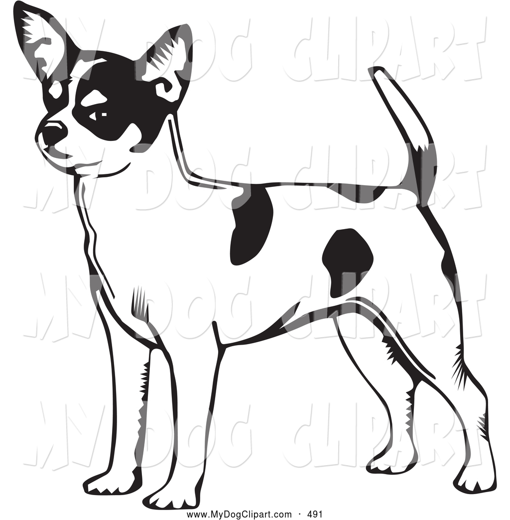 Happy Puppy Clipart Black And White Clipart Panda