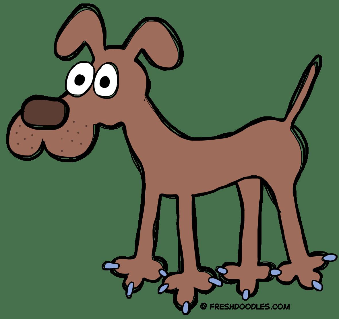 hight resolution of dog clip art