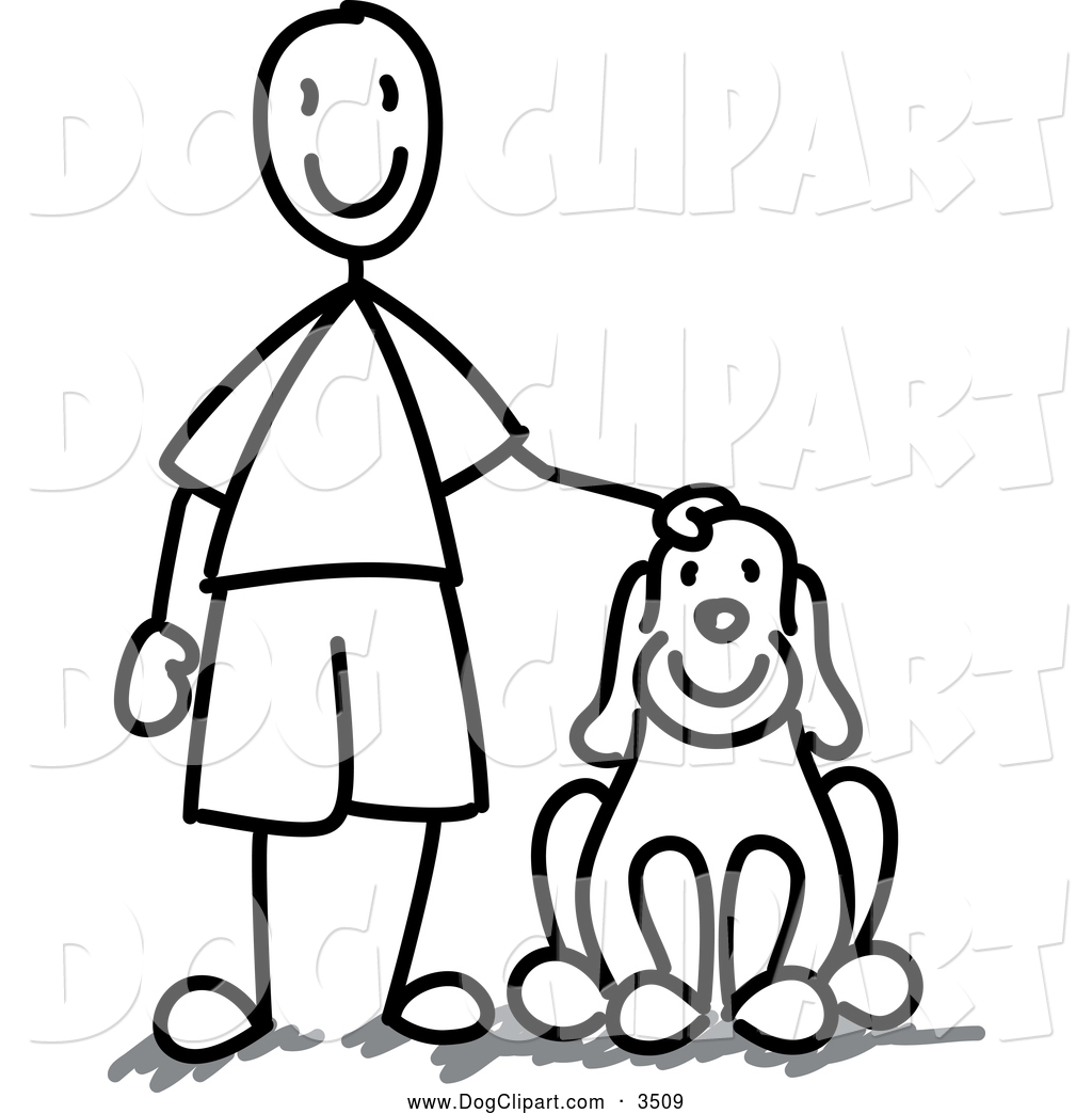 Dog House Clip Art Black And White Clipart Panda