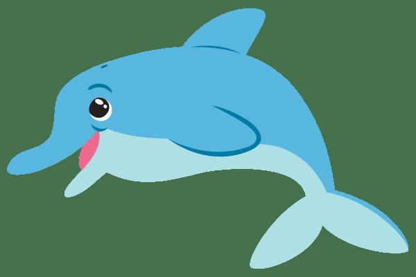 dolphin clip art free clipart