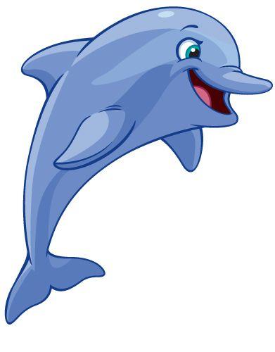 dolphin clipart panda