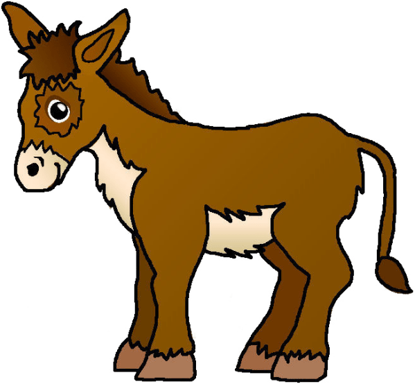 donkey clipart graphics