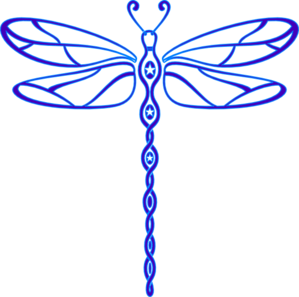 dragonfly clipart free