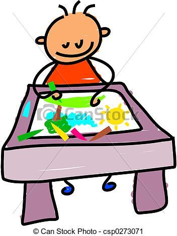 Kid Drawing Clipart : drawing, clipart, Clipart, Drawing, Panda, Images