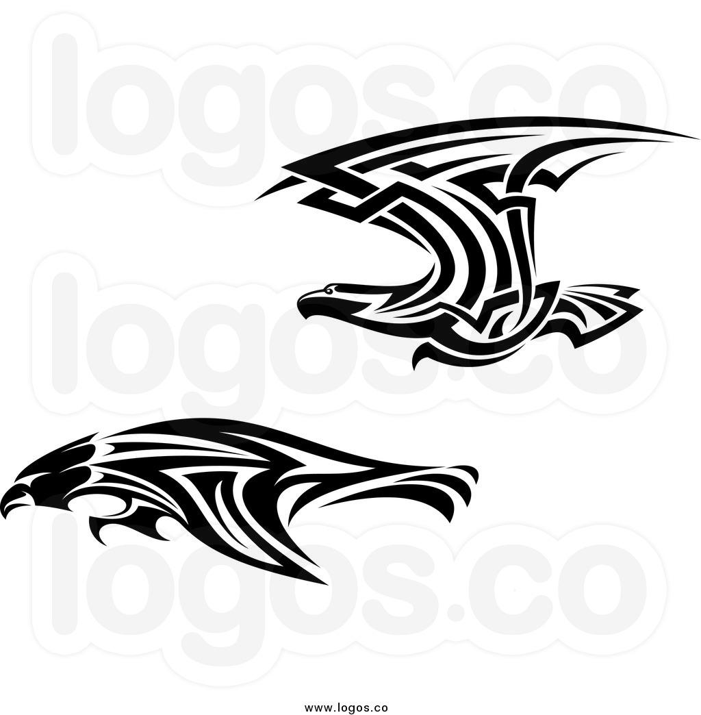 Pin Eagle Logo Clip Art