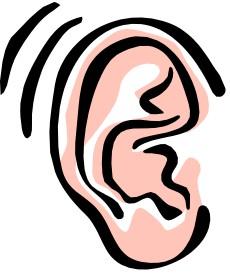 Image result for listen clipart