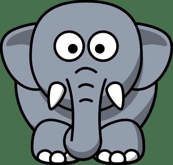 elephant clip art circus clipart