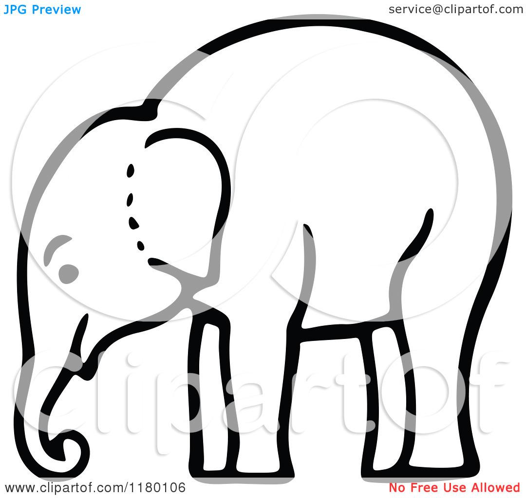 Indian Elephant Clipart Clipart Panda