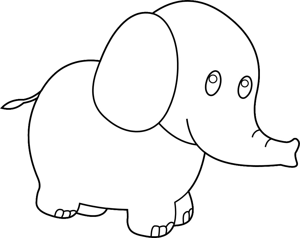 Elephant Clip Art Color Clipart Panda