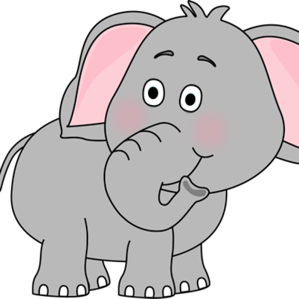 elephant clipart panda