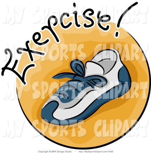 small resolution of exercise clipart