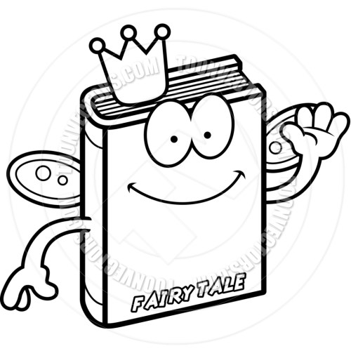 small resolution of fairy tale clip art