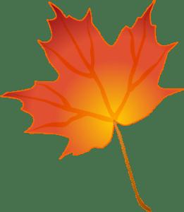 falling leaves clip art clipart