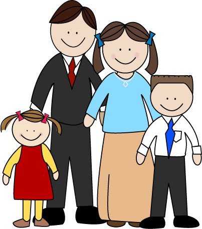 family clip art free clipart