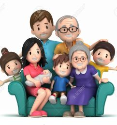 family clipart [ 1300 x 1140 Pixel ]