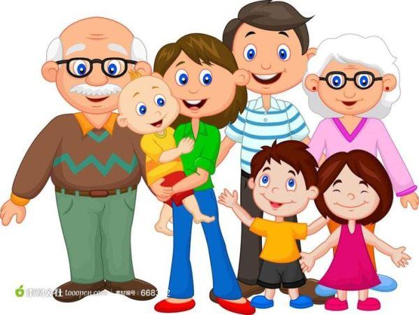 family clip art free printable