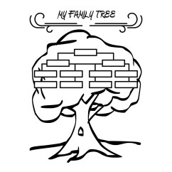 Animated Tree Diagram Autometer Voltmeter Wiring Family Clipart Panda Free Images