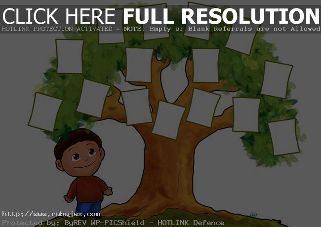 Family Tree Clip Art Templates | Clipart Panda - Free Clipart Images