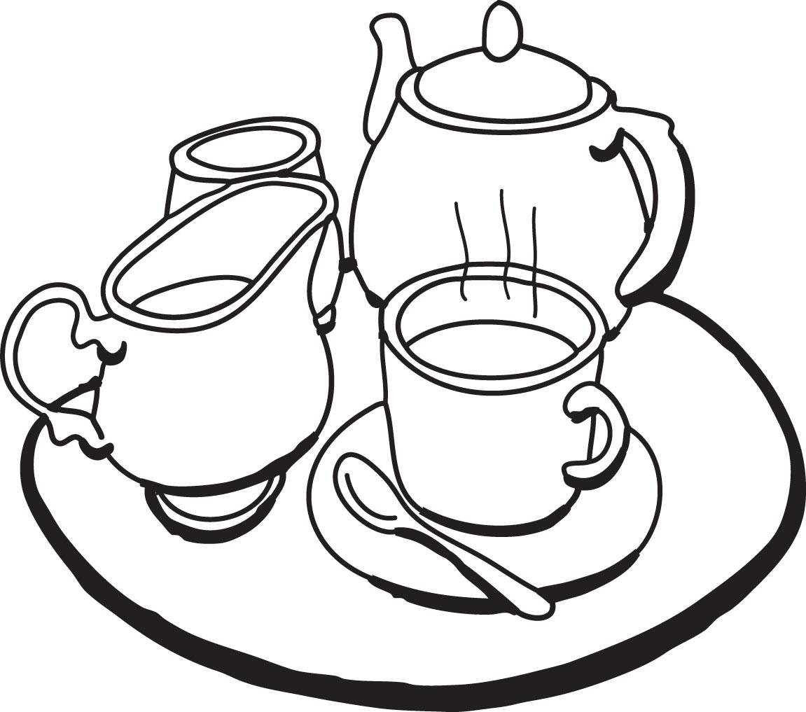 Fancy Teacup Clip Art Clipart Panda