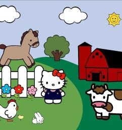 farm clipart [ 1000 x 800 Pixel ]