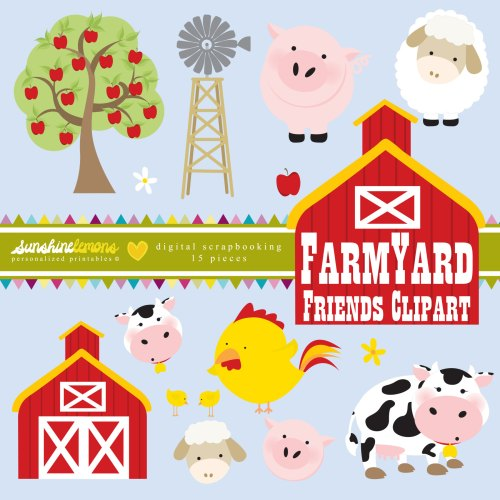 small resolution of farm clipart