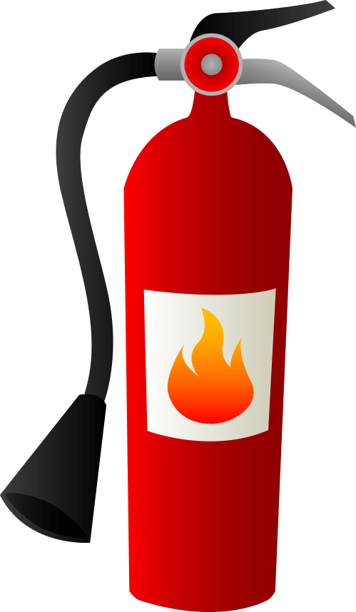 small resolution of fire safety clipart