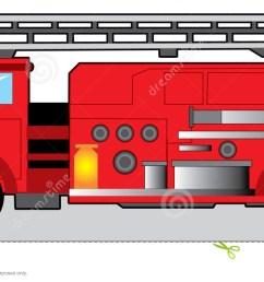 fire truck clipart [ 1300 x 623 Pixel ]