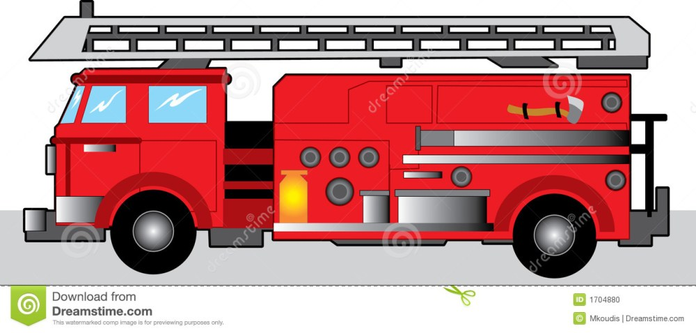 medium resolution of fire truck clipart
