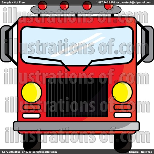 small resolution of fire truck clipart