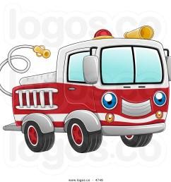 fire truck clipart [ 1024 x 1044 Pixel ]