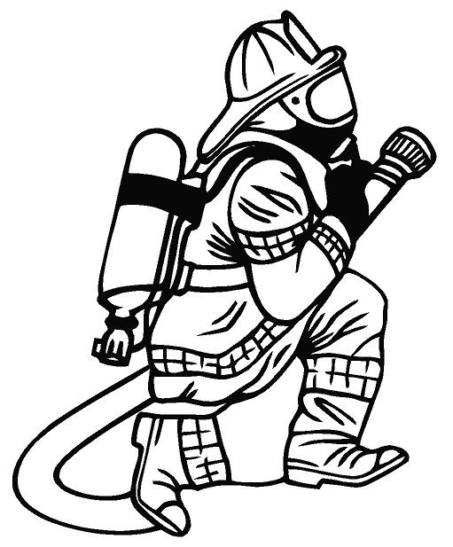 20 Firefighter Badge Clip Art Black And White Ideas And Designs