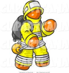 firefighter clipart [ 1024 x 1044 Pixel ]