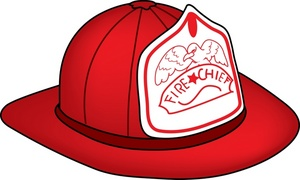 firefighter hat clipart clipart