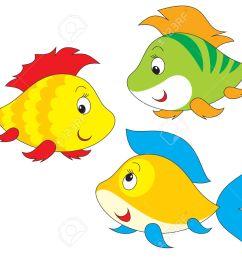 fish clipart [ 1300 x 935 Pixel ]