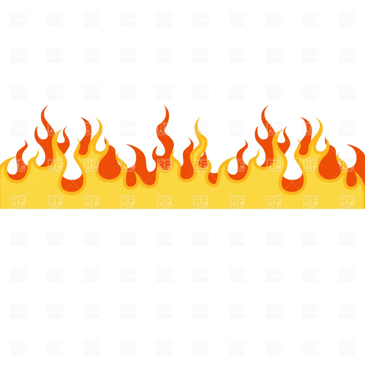 hight resolution of flame clipart